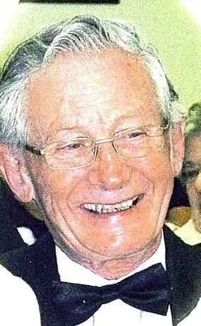 Peter Roberts on retirement
