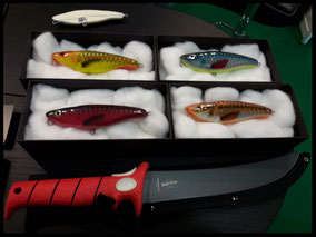 Jerkbait ULF Forge of Lures