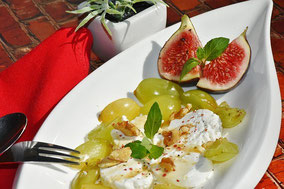 les recettes avec du fromage de chèvre de la ferme de la Pérotonnerie à Rom dans les Deux-Sèvres