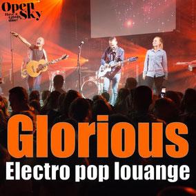 Glorious revient pour la 3e fois mais avec un show unique et pour un nouveau concept