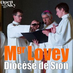 Notre Évêque aime la soirée OpenSky et le fait savoir: 3e édition pour lui :)