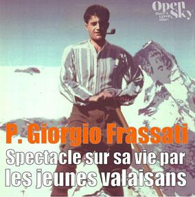 Ils kiffent Bhx P.G Frassati et le démontrent avec ce spectacle inédit sur sa vie...