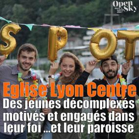 Ils sont 'chill', cools, jeunes et ont la foi. Témoignage de quelques Lyonnais...