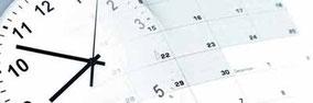Kündigungsfristen im Arbeitsrecht-Rechtsanwaltskanzlei für Arbeitsrecht und Kündigung