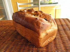 レーズンブレッド 食パン