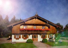 Trachtenheim Irschenberg - Heiraten im Süden von München - Hochzeitslocation im Landkreis Miesbach