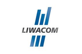 LIWACOM GmbH · Logo / Flyer / Screendesign