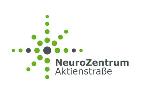 NeuroZentrum Aktienstraße · Logo / Praxisbeschilderungen / Geschäftsausstattung
