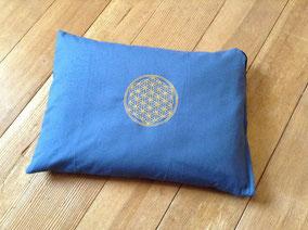 flower of life pillow