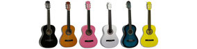 Kinder gitaren