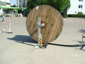 Kabelzugarbeiten