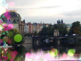 Prag - eine Stadt zum Verlieben