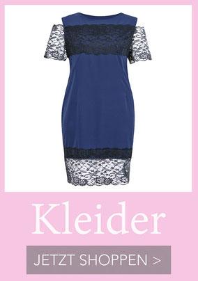 günstige elegante Kleider XXL in großen Größen
