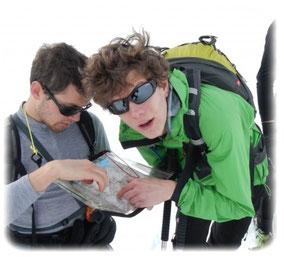 les rousses jura école de ski orientation