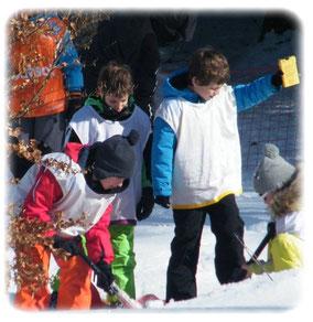 famille les rousses jura école de ski