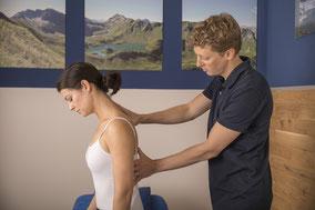 Schmerztherapie Praxis von Juliatn Sommerfeld in Memmingen