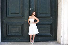 Venedig - Für Anika Enge ein idealer Ort für ein Fotoshooting