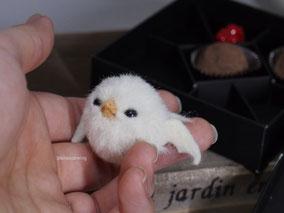 羊毛フェルト トリュフ 幻獣 小さい
