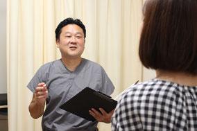 新潟市西蒲区 巻駅近くの接骨院は必ず院長が全て対応