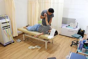 新潟市西蒲区 巻駅近くの整体院はマンツーマン個別施術
