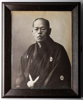 Heizo Ishikawa, the  first president