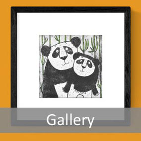 fun animal art print artwork gallery