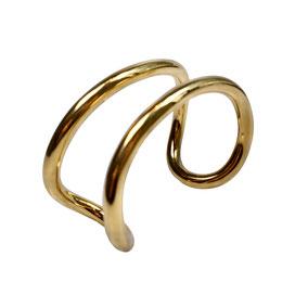 Armreif Gold, Infinity Armreif, Gold Bracelet