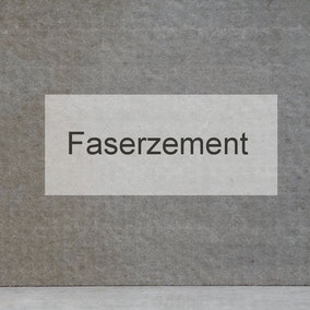 Produktesortiment Faserzementplatte