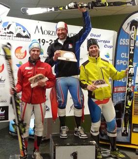 Geant Slalom Men