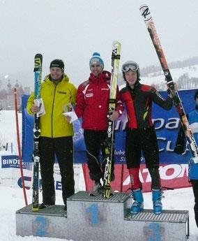 GS: Philipp Steiner (2.), Christof Lebelhuber (1.), Simon Glatt (3.)