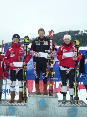 Köck Melissa (2.), Hraski Rea (1.), Köck Kristina (3.)