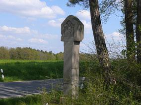 Martersäule bei Beerbach