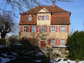 Pfarrhaus in Beerbach