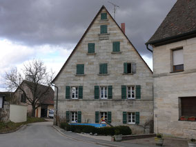 Bauernhof in Dehnberg