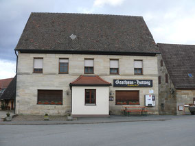Gasthaus Holweg in Dehnberg