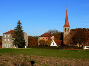 Kirche in Beerbach