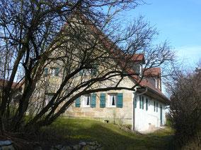 Simmelberg, Bauernhaus