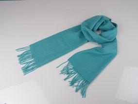 Schal Baby Alpaka Premium, Light blue. mimundo24.de