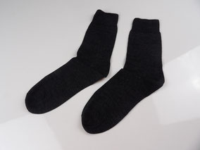 Baby Alpaka Premium Socks, anthrazit.  mimundo24.de