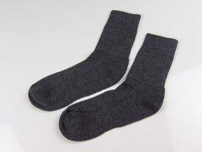 Baby Alpaka Hiking Socks, grau.  mimundo24.de