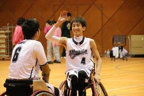 レインボー写真館 伊丹新善車椅子バスケットボール大会