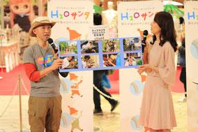 レインボー写真館 阪急チャリティートークショー2