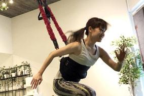 バンジーフィットネスで体幹トレーニング 大阪のパーソナルトレーニングジムフィールド