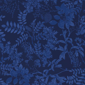 blue leaves for wallpaper, fabric, cushion