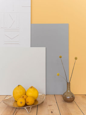 color and wallpaper trends for interiors by MADEMOISELLE CAMILLE - KOLORAT - HEAD OF COLORS