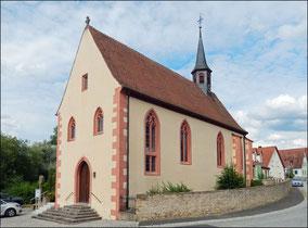 Laub, St. Nikolaus
