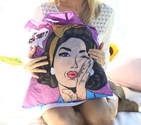 Chilino Bag Madame Deluxe präsentiert von wiblichem Model