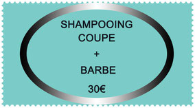 tarif coupe homme + barbe monastyle