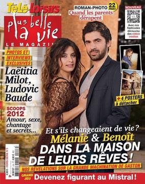 Magazine n°3 de PBLV (TELE-LOISIRS)