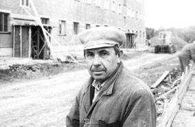 плотник  И. Ф. Горбачёв